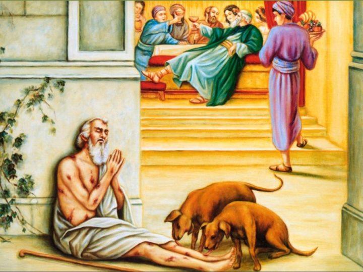 Блаженны нищие духом... Проповедь протоиерея Ярослава Иванова