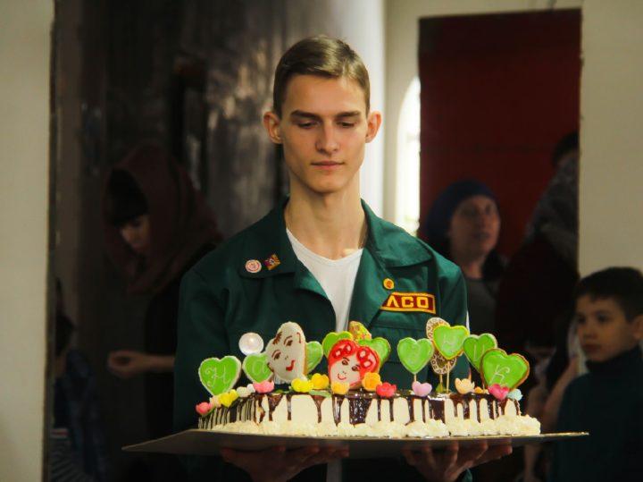 Сретение. День православной молодежи на приходе