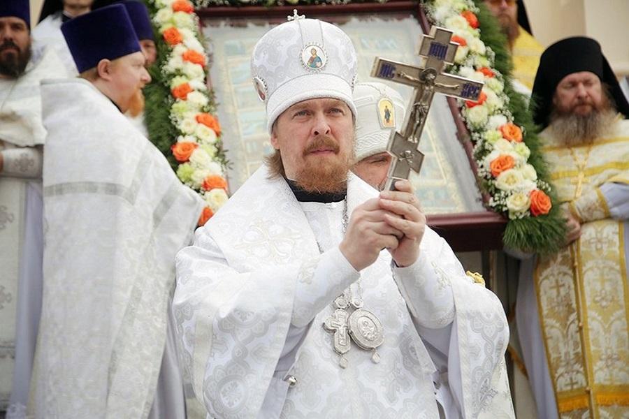 Митрополит Челябинский и Миасский Алексий