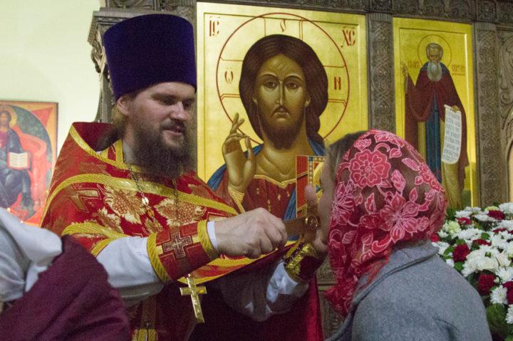 Поздравляем с днем рождения настоятеля храма протоиерея Ярослава Иванова