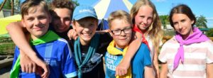 Епархиальный детский палаточный лагерь 2021